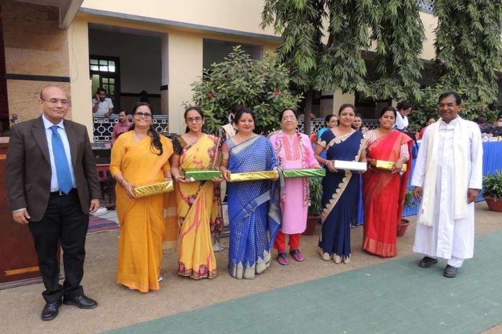 Don Bosco School-Staff