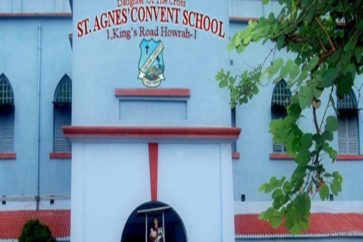 St Agnes Convent School-Building