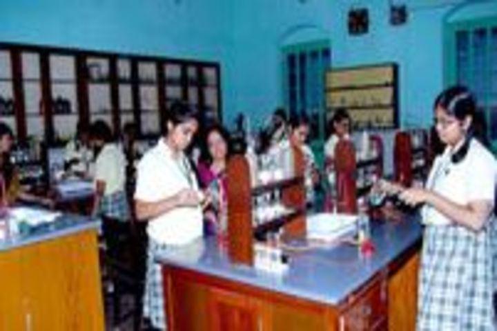 St Agnes Convent School-Chemistry Lab