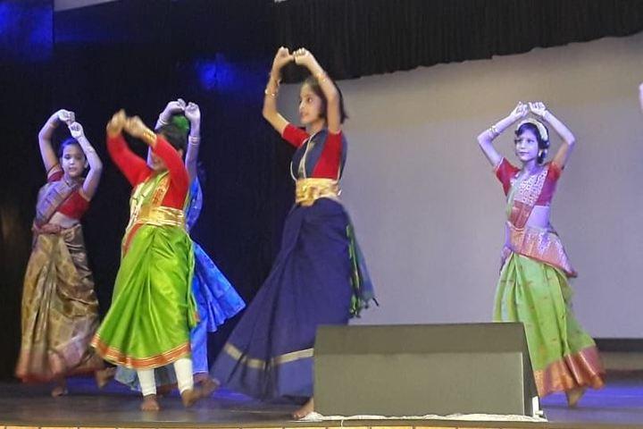 St Agnes Convent School-Dance