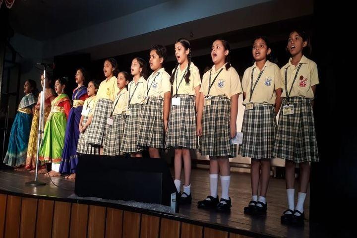 St Agnes Convent School-Singing