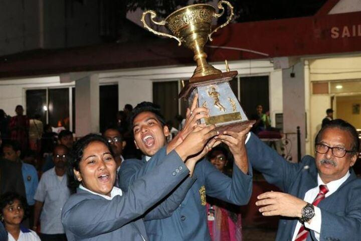 St Thomas Church School-Award