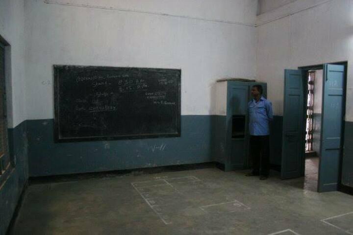 St Thomas Church School-Classroom