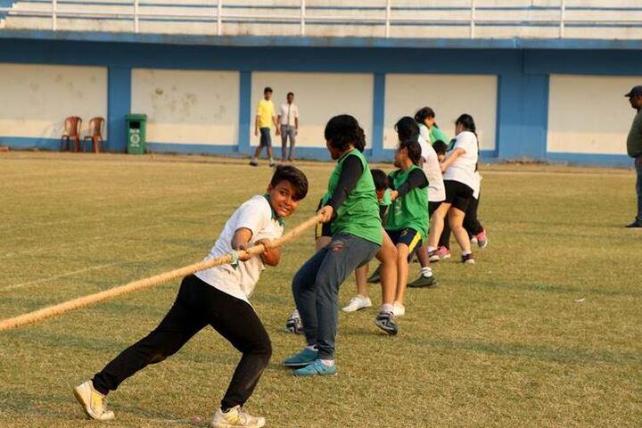 St Thomas Church School-Game