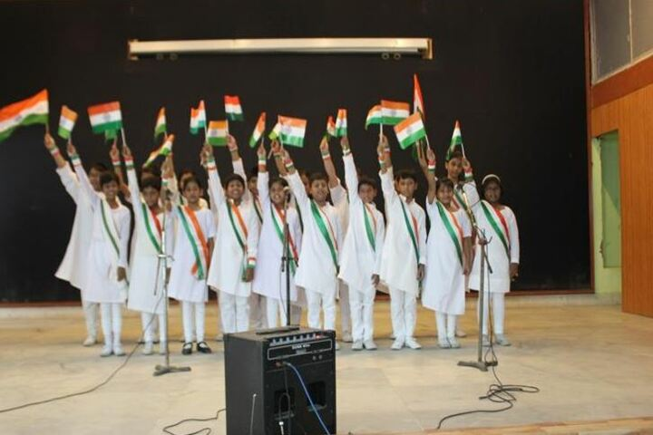 St Thomas Church School-Independence Day