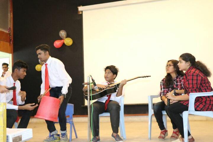 St Thomas Church School-Music