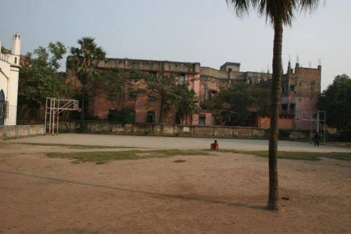 St Thomas Church School-Play Ground