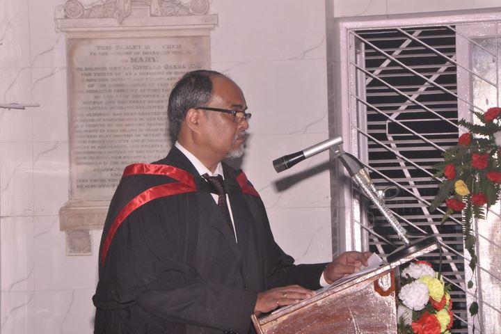 St Thomas Church School-Speech