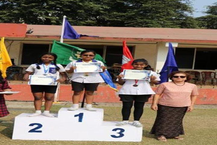 St Thomas Church School-Sports Winners