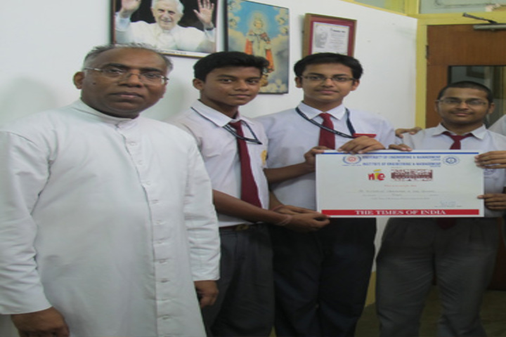 St Aloysius Orphanage And Day School-Certificate Distribution
