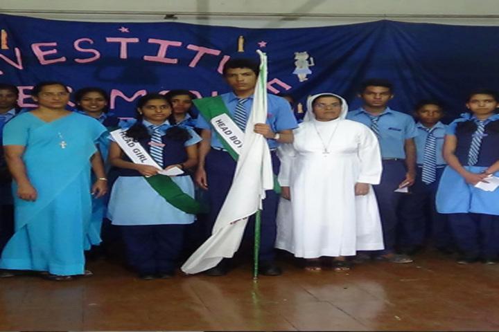 St Aloysius Orphanage And Day School-Head of Boy Girl