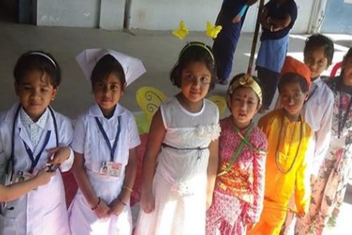 Holy Child School-Fancy Dress