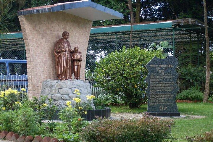 Goethals Memorial School-Garden