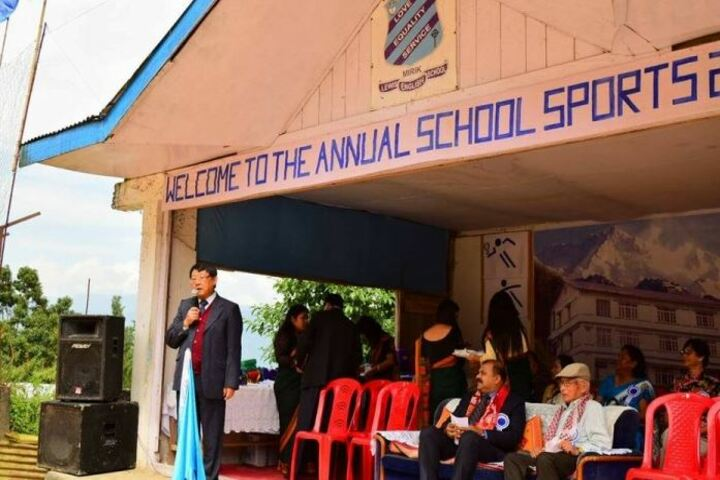 Lewis English School-Speech