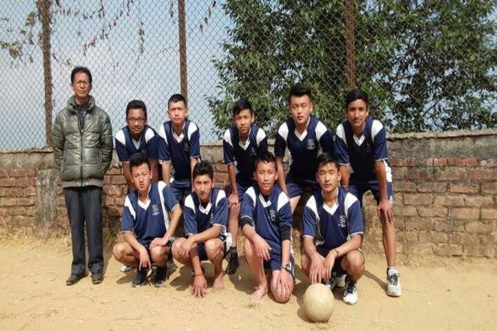 Lewis English School-Sports