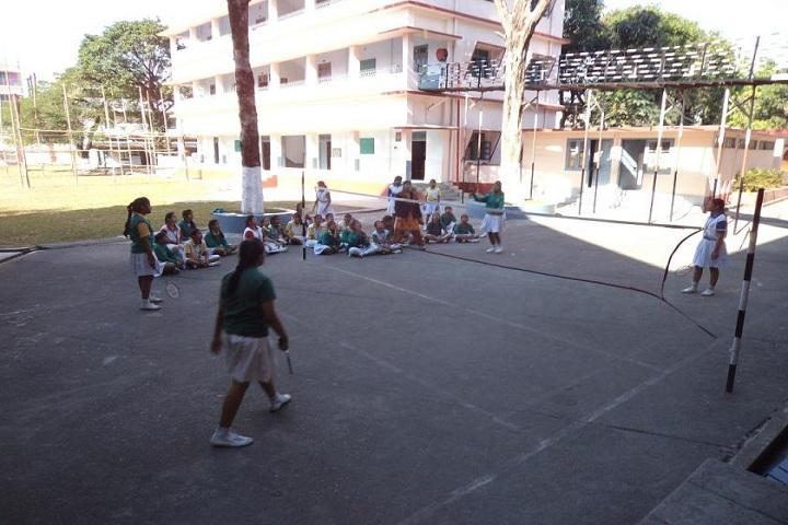 St Josephs High School-Playground