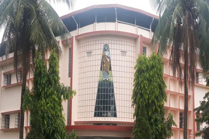 St Josephs High School-Building