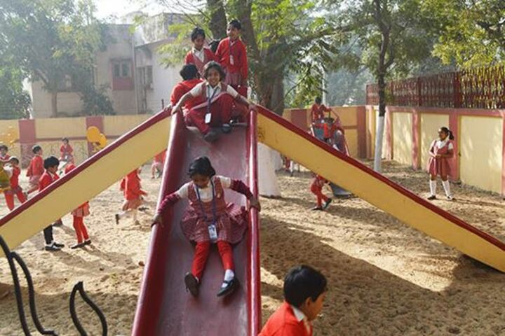 Carmel School-Kids Play Ground