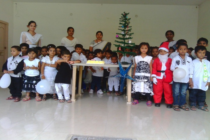 JSM Public School - Christmas Celebrations