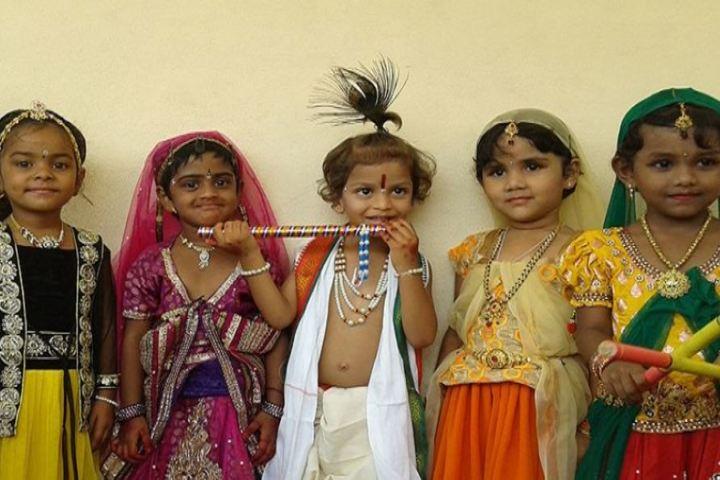 JSM Public School - Cultural Activities