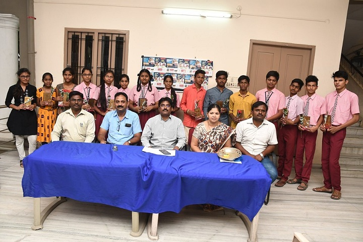 JSM Public School - Faculty and Students
