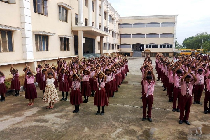 JSM Public School - Morning Assembly