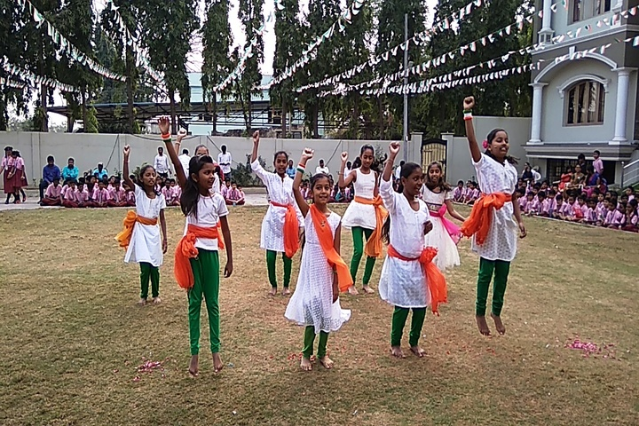 JSM Public School - Republic Day Celebrations
