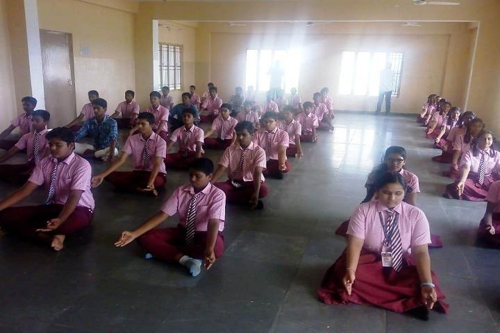 JSM Public School - Yoga