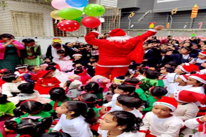 Mahadevi Birla Shishu Vihar-Christmas Celebration