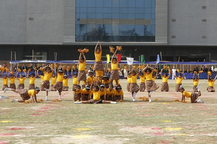 Mahadevi Birla Shishu Vihar-Sports Day
