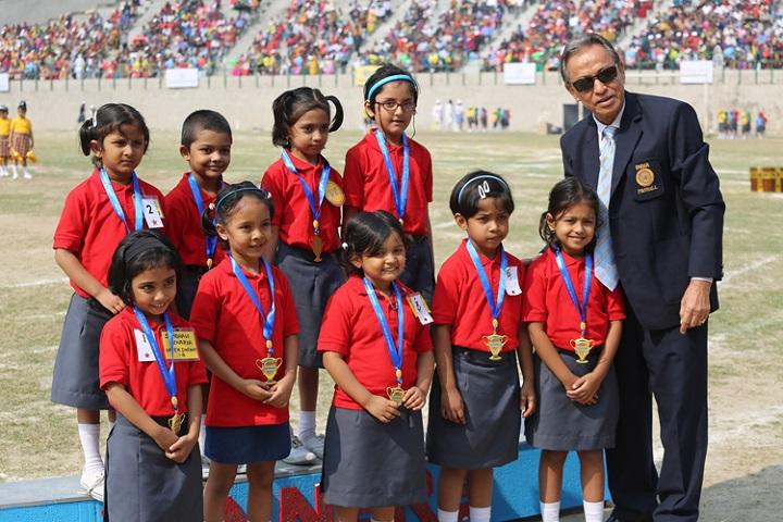 Mahadevi Birla Shishu Vihar-Sports Winner