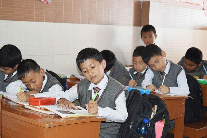 St Anthonys School-Classroom