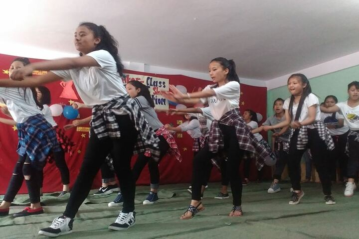 St Anthonys School-Dance