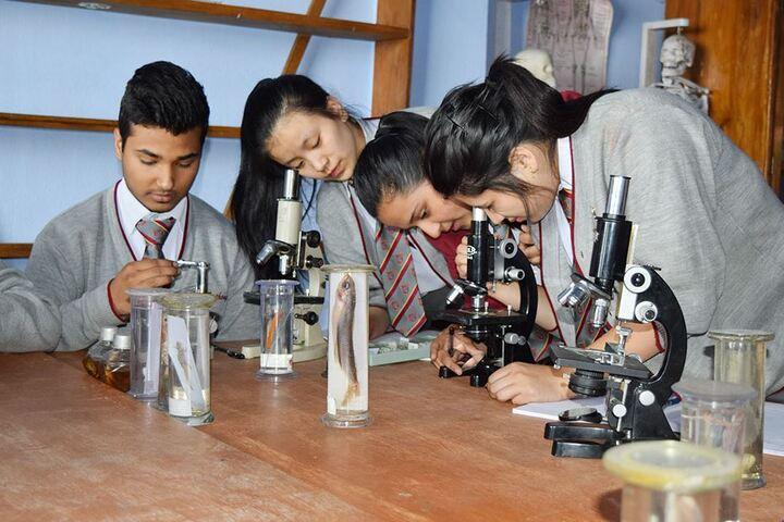 St Anthonys School-Physics Lab