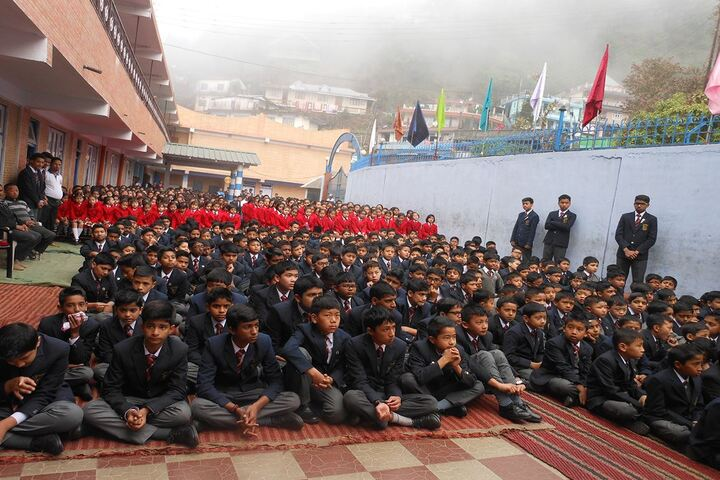 St Anthonys School-Students