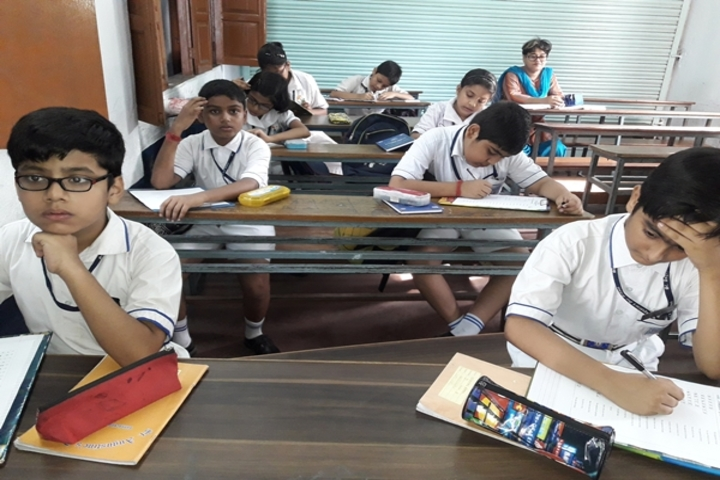 St Augustines Day School-Class Room