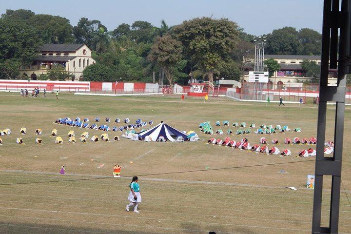 St Augustines Day School-Play Ground