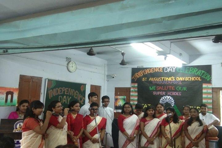 St Augustines Day School-Singing