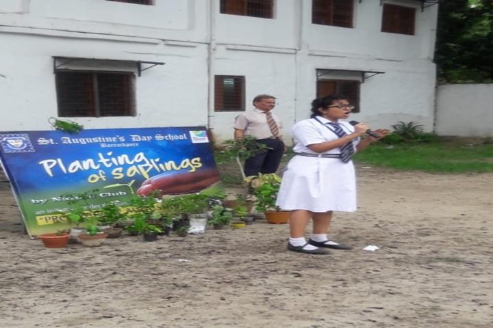 St Augustines Day School-Speech