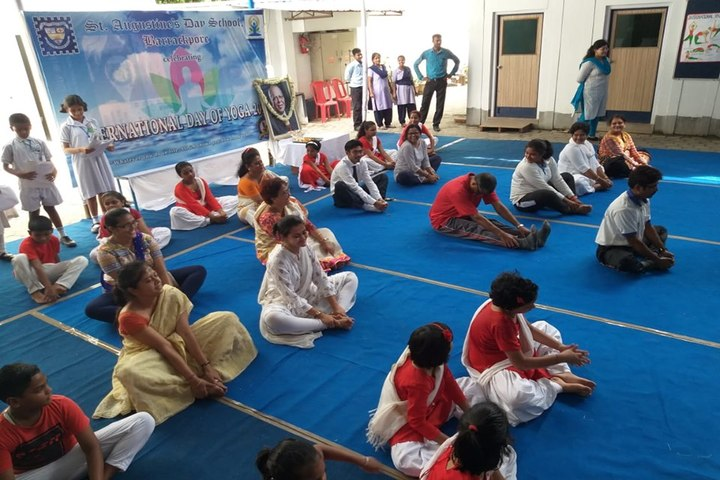 St Augustines Day School-Yoga