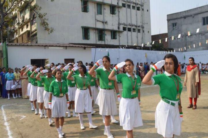 Agrasain Balika Siksha Sadan-March Past