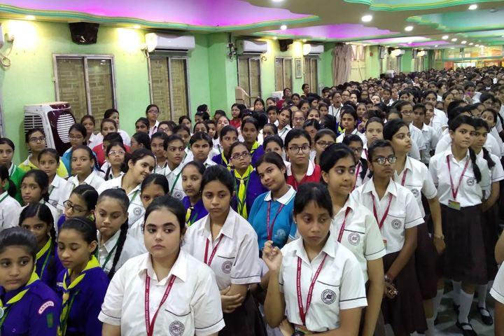 Agrasain Balika Siksha Sadan-Students