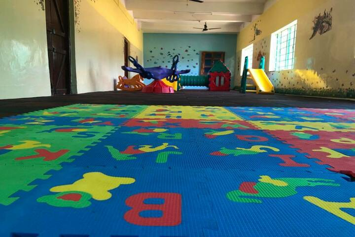 Emmanuel English School-Activity Room