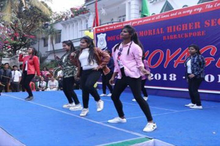 Douglas Memorial Higher Secondary School-Dance