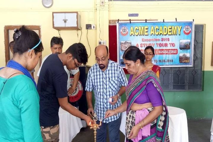 Acme Academy-Lighting Lamp