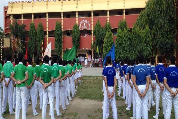 Holy Child English Academy-Assembly Ground