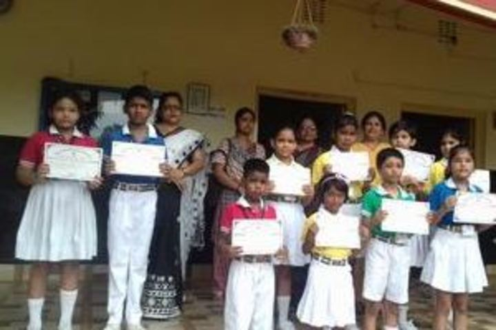 Holy Child English Academy-Certification