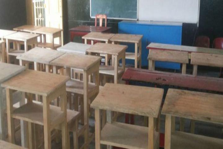 Holy Child English Academy-Classroom