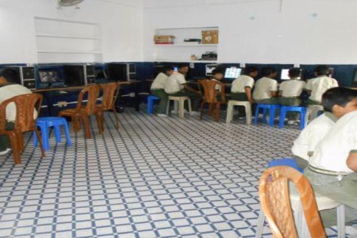 Holy Child English Academy-Computer Lab
