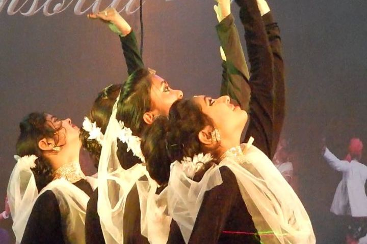 Holy Child English Academy-Dance
